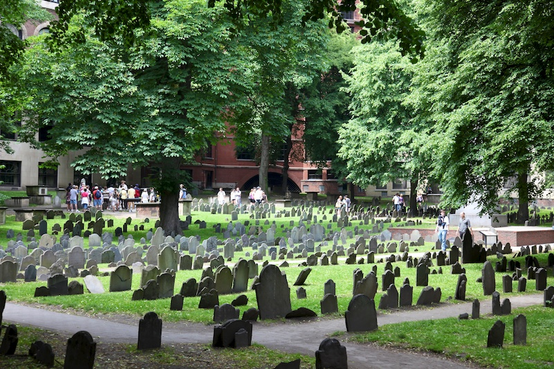014 Granary Burying Ground