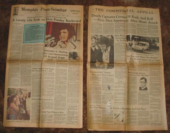 Elvis Papers