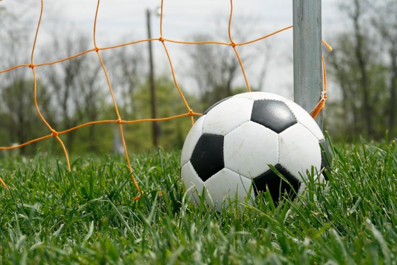 soccer ball-by annette crimmins