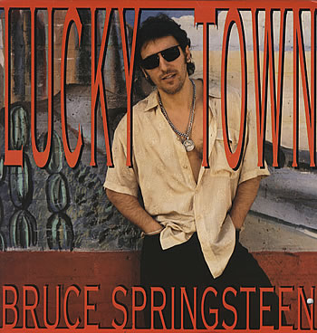 Bruce+Springsteen+-+Lucky+Town+-+LP+RECORD-322871
