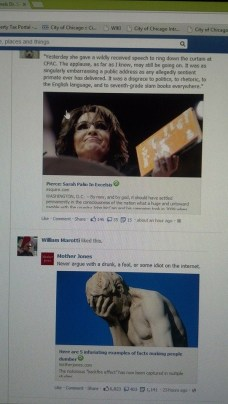 Palin Facepalm
