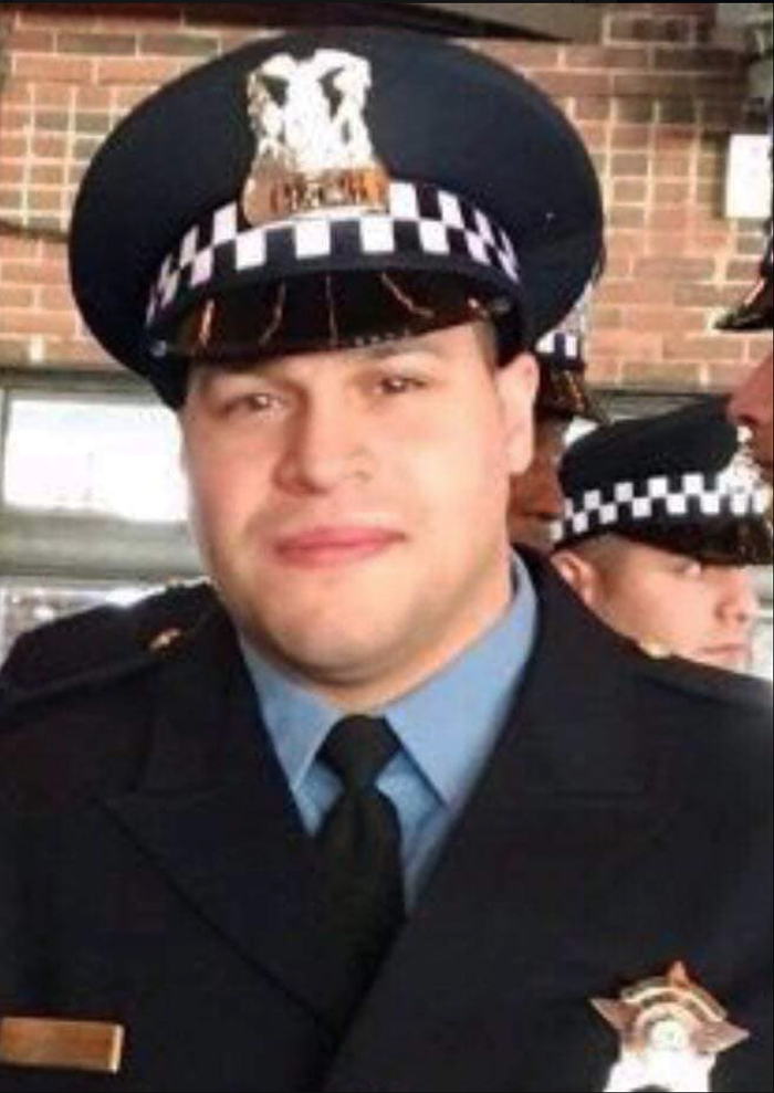 Chicago Police Officer Samuel Jimenez | Facebook